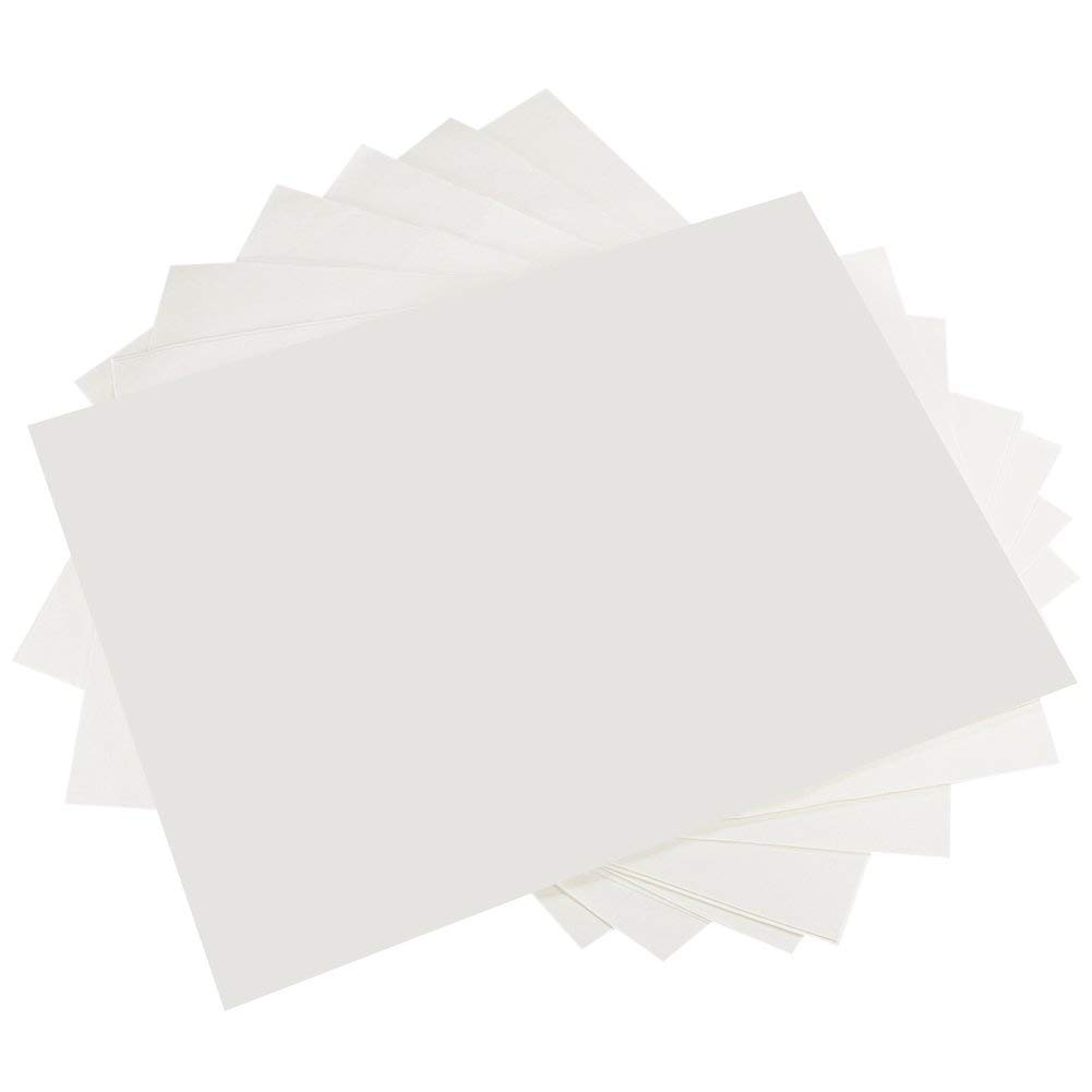"""Fasmov Parchment Paper Baking Liner Sheets Pan liner, 11.8 x 15.7"""", 500 Count"""