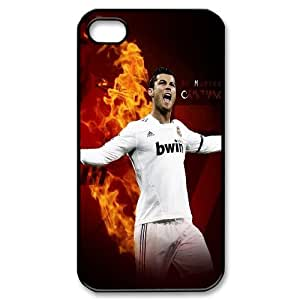 JenneySt Phone CaseCristiano Ronaldo CR7 Series For Iphone 4 4S case cover -CASE-13