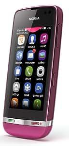 "Nokia Asha 311 Rosa, Rojo - Smartphone (7,62 cm (3""), 400 x 240 Pixeles, LCD, 1 GHz, microSD (TransFlash), 3,2 MP)"