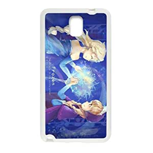 Frozen Princess Elsa and Anna Cell Phone Case for Samsung Galaxy Note3