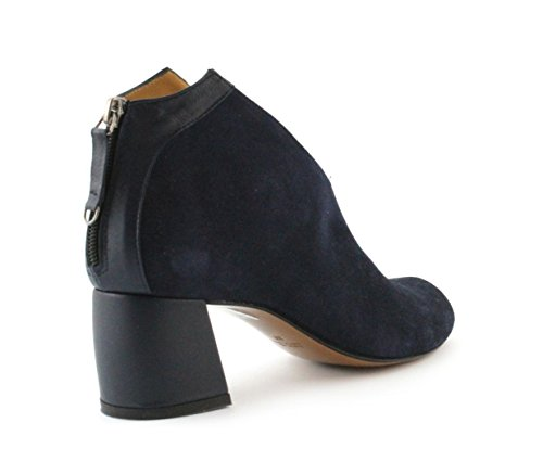 Stivaletto AUDLEY 19924 Navy 16 Suede
