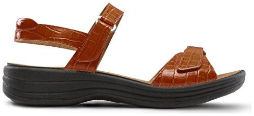 Dr. Comfort Women's Rachel Peanut Brittle Sandals by Dr. Comfort (Image #5)