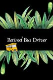 Retired Bus Driver: Appreciation Gift For