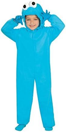 Disfraz de Monstruo el Coco azul para niños de 7 a 9 años: Amazon ...