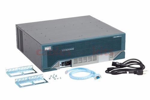 Cisco 3800 Series Router - Cisco 3800 Series Router, Model 3845 - 256D / 64F Memory - Lifetime Warranty
