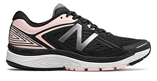 着替える宝石動かない(ニューバランス) New Balance 靴?シューズ レディースランニング 860v8 Black with Sunrise Glo ブラック グロー US 13 (30cm)