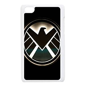 YUAHS(TM) New Fashion Cover Case for Ipod Touch 4 with Agents of Shield YAS385547