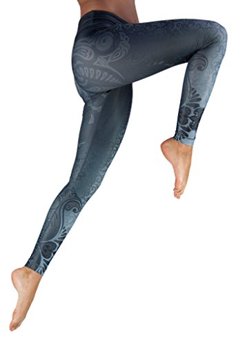 (Maori Magic by Niyama - The next Generation of Yoga Pants, Innvoative