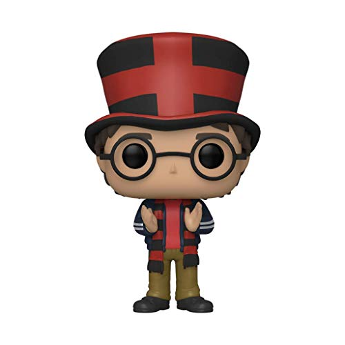 POP Funko Wizarding World Harry Potter 120 Harry Potter at Quidditch World Cup 2020 Summer Convention