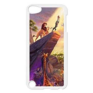 C-EUR Customized Print Lion King Pattern Hard Case for iPod Touch 5