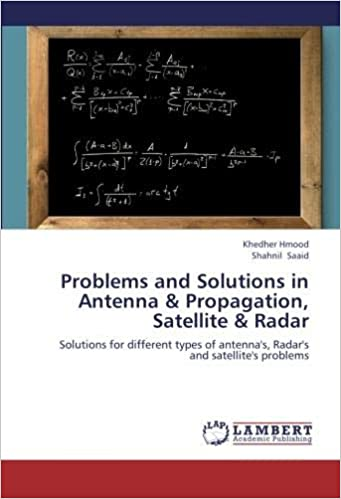 Problems and Solutions in Antenna & Propagation, Satellite