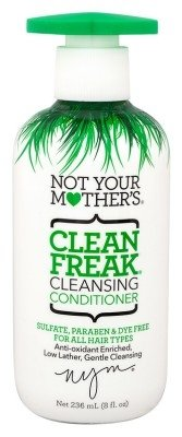 Not Your Mothers Clean Freak Cleansing Conditioner 8oz Pump (2 Pack)
