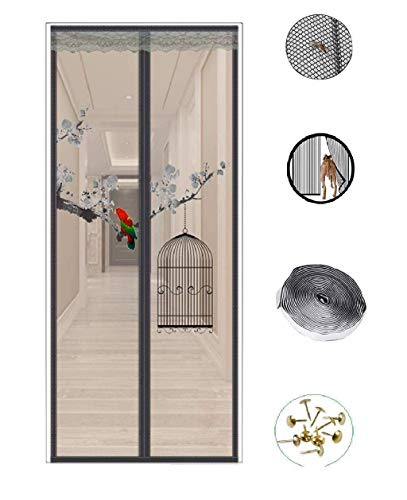 french doors with built in blinds - 8