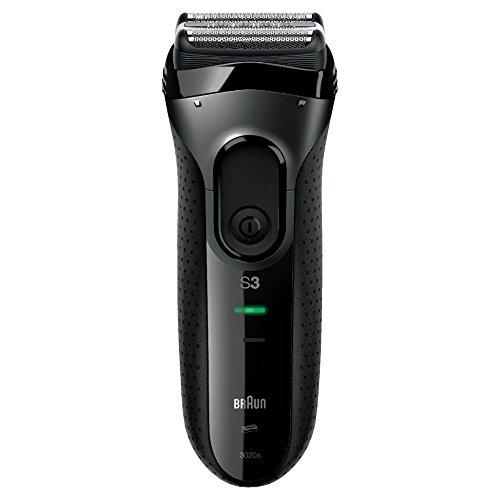Braun Series 3-3020 Elektrorasierer, schwarz