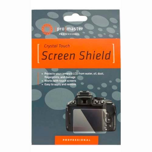 Promaster Crystal Touch Screen Shield for Fuji XT1