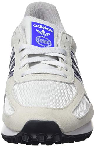 Clear White Collegiate La Navy Zapatillas Deporte Brown Crystal Hombre Blanco Collegiate Trainer Adidas Clear Brown para White Navy Crystal de zfq7xR
