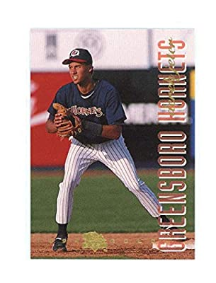 Amazoncom 1994 Classic Best 83 Derek Jeter Rookie Card Near Mint