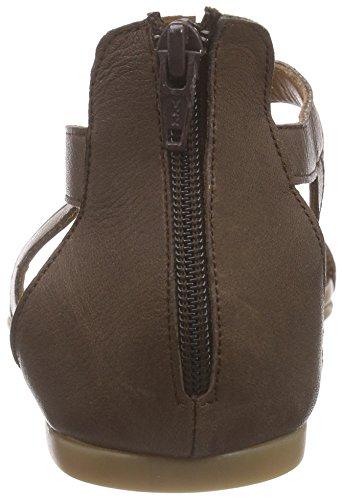 Inuovo 6346 - Sandalias Mujer Marrón - marrón (Dark Brown)