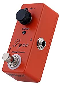 mosky mini dyna compressor pedal electric guitar effect pedal with true bypass. Black Bedroom Furniture Sets. Home Design Ideas