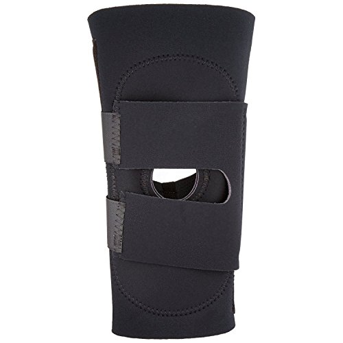 Sammons Preston Universal Patellar Knee Support with Lateral Pull, Ergonomic Comfort Knee Joint Stabilizer with Warmth and Compression, Extra - Pull Lateral