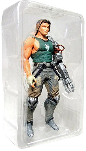 "NECA Bionic Commando Nathan Spencer 4"" Action Figure"