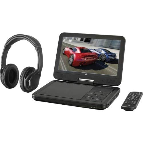 gpx portable dvd player - 9