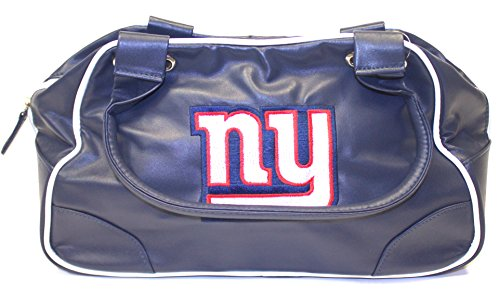 Littlearth New York Giants Navy Bowler Purse