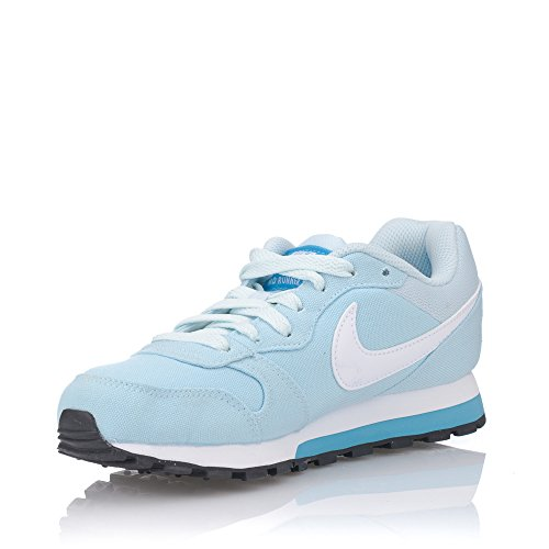 discount 2014 new cheap sale websites Nike Women's WMNS Md Runner 2 Running Shoes Blue (Glacier Blue/Chlorine Blue/White) EzKxL