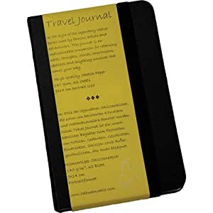 Hahnemuhle Travel Journal 9cm x 14cm Landscape, 64 sheets