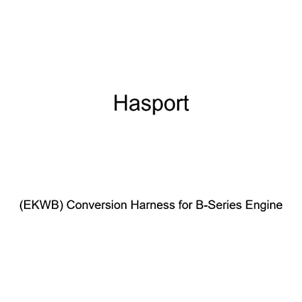 Amazon.com: Hasport (EKWB) Conversion Harness for B-Series ... on amp bypass harness, nakamichi harness, radio harness, obd0 to obd1 conversion harness, alpine stereo harness, engine harness, electrical harness, pet harness, pony harness, battery harness, oxygen sensor extension harness, dog harness, safety harness, suspension harness, maxi-seal harness, cable harness, fall protection harness,