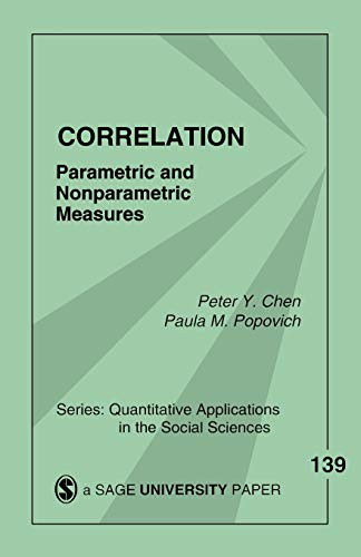 Correlation: Parametric and Nonparametric Measures...