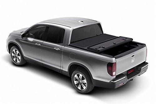Extang Solid Fold 2.0 Hard Folding Truck Bed Tonneau Cover | 83590 | fits Honda Ridgeline 2017-18