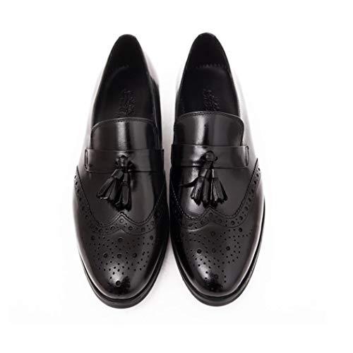 Lace Verniciata Da Formal Toe Up Business Per Oxford Pelle Uomo Scarpe  Zxcer Shoes Sposa In ... 230e07d0ed0