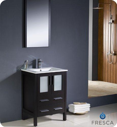 Fresca Bath FVN6224ES-UNS Torino 24