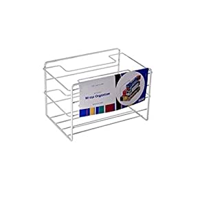Organized Living Wrap Organizer - White