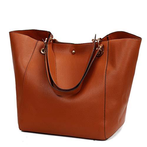Elegante Spalla Crossbody Dimensioni Brown Borsa Moda A 26 Blu 29 30cm colore Vintage Donna tcwAHpqq