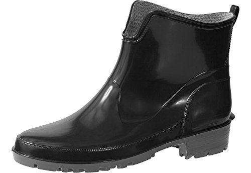 LA Botas de 930 Ladeheid Zapatos Botines Negro Seguridad Mujer gqSgYUxw