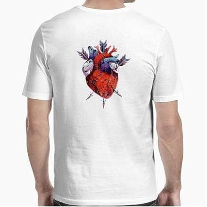 Camiseta - diseño Original - Camiseta básica (Trasera) Natos y Waor - S