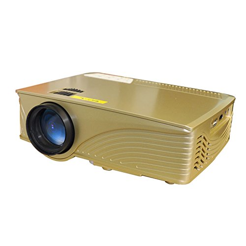 LCD Mini LED Projector Support 1080P Home Theater Multimedia