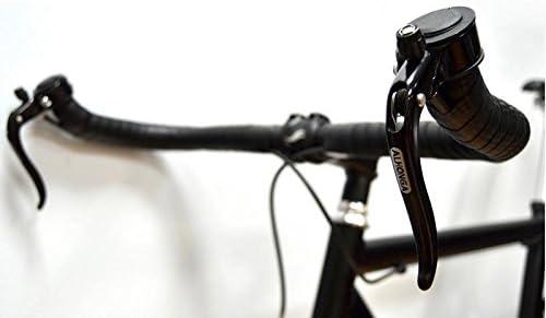 Bullhorn Triathlon Fixie Singlespeed Fahrrad Lenker mit Lenkerband Tape Band