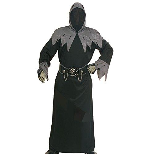 [Mens Skull Warlord Costume Large Uk 42/44