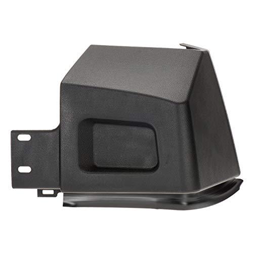 OEM NEW Rear Left Bumper Corner End Cap Filler Molding 03-05 Hummer H2 - Corner Bumper Rear Molding