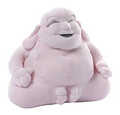 GUND Huggy Buddha Pink Plush, 7.5 inches