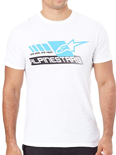 Alpinestars Mens Motorsports T-Shirts Modern Fit Short Sleeves