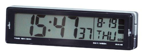 solar car clock - 7