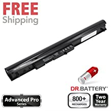 Dr. Battery® Advanced Pro Series Laptop / Notebook Battery Replacement for HP 740715-001 (2200 mAh) 60-Day Money Back Guarantee!2 Year Warranty (Ship From Canada)