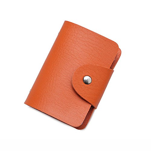 a Hn-Pb3 Pu Leather Credit Card Holder 10 Colors 24 Card Slots Organizer - 1PCs (Arizona Credit Card)