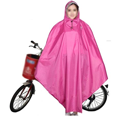 Vélo Plein Dame Unie Imperméable À Mode 3 Air Capuche Électrique Chapeau Couleur En Unique Casual De Poncho FwX1qw