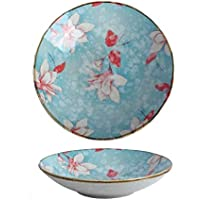 Table Matters MG41080 Magnolia Coupe Plate, 8""
