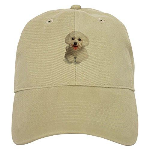 Cap Frise Baseball Bichon - CafePress Bichon Frise Baseball Cap with Adjustable Closure, Unique Printed Baseball Hat Khaki